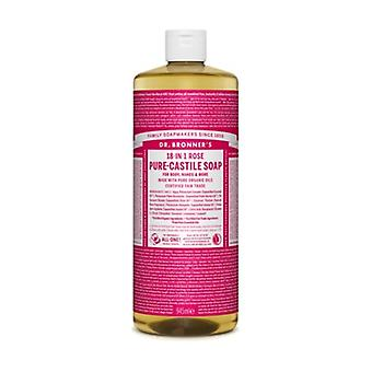 Liquid Rose Soap 945 ml