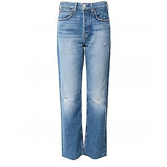 Rag and Bone Maya High Rise Slim Fit Jeans