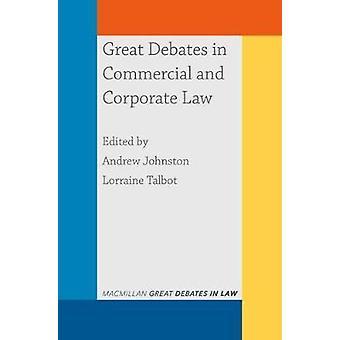 アンドリュー・ジョンストンによる商業法と企業法における大きな議論 - 97