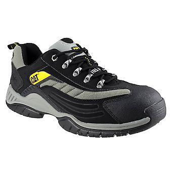 Caterpillar moor work safety trainers womens