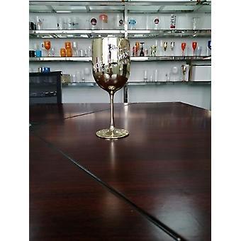 Verre à cocktail en plastique de coupes blanches de champagne de partie de vin