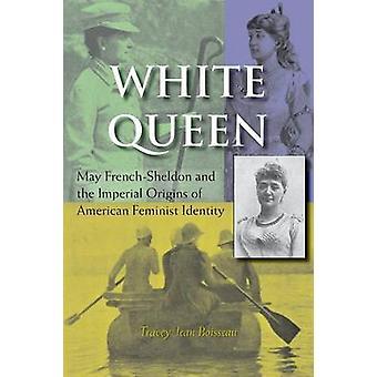 Valkoinen kuningatar - Saanen ranska-Sheldon ja Amerikan keisarilliset alkuperät