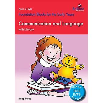 Foundation Blocks for the Early Years - Communication and Language - W