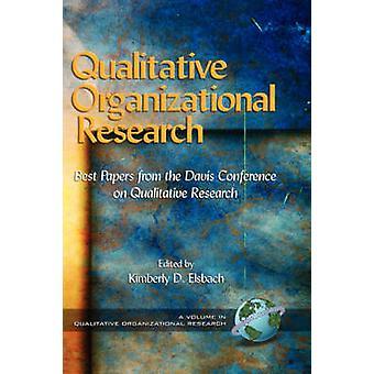 Kwalitatief organisatieonderzoek - Beste papers van de Davis Confe