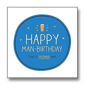 Pigment Happy Jackson - Happy Man Birthday Card Gf8070a