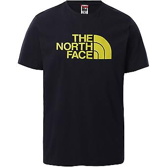 ノースフェイスイージーT92TX3XE3ユニバーサルメンTシャツ