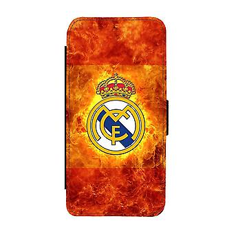 Real Madrid Samsung Galaxy S21 Ultra Wallet Case