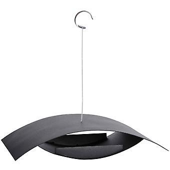 Esschert Design Hanging Bird Feeding House Black S FB437