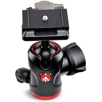 DZK Compact Ball Head 494, Fluid Ball Head for Camera Tripod, Camera Stabilizer, Photography