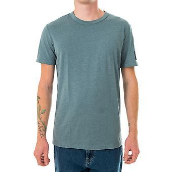Calvin Klein monograma insignia grind camiseta masculina j30j315611.l8r