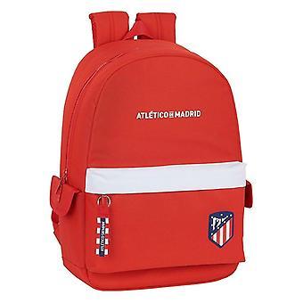 School Bag Atlético Madrid White Red