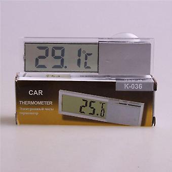 Led digitaalinen lämpömittari älykäs numeronäyttö