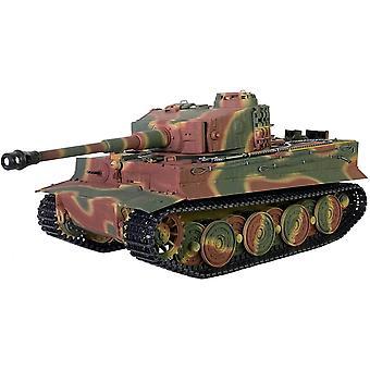 Taigen 1:16 Håndmalet Tiger 1 RC Tank Sen version