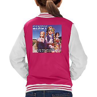 Sindy Move To The Beat Kid's Varsity Jacket