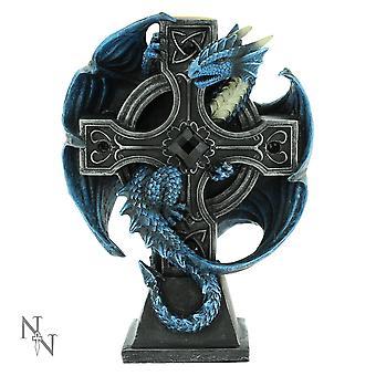 Draco Candelan lohikäärmepatsas