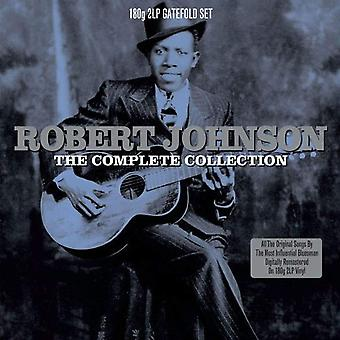 Robert Johnson - The Complete Collection Vinyl