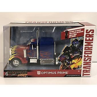 Muuntajat Optimus Prime Western Star T1 Jada 30446 Asteikko 1:24