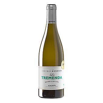 White wine Enrique Mendoza (75 cl)