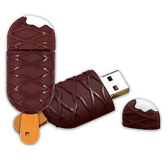 MicroDrive M4 8GB USB 2.0 Kreativní zmrzlina U Disk