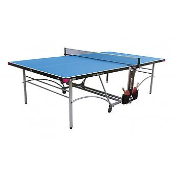 Butterfly Spirit 16 Rollaway Table Tennis Indoor Table Set - Blue