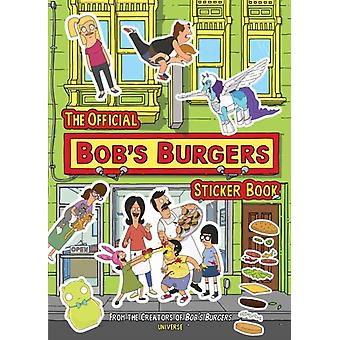 The Official Bobs Burgers Sticker Book by 20th Century Fox