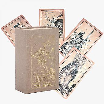 New Century Waite 12*7 Tarot Cards, Oracle Cards, Boxed Cards