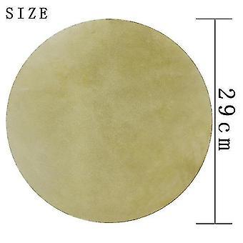 Drum kits 2pcs buffalo drum skin leather on for african drum bongo drum 29cm 31cm diameter drum percussion