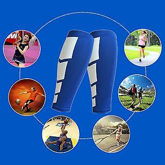 ספורט רגל עגל סד רגל תמיכה מתיחה שרוול דחיסה תרגיל יוניסקס