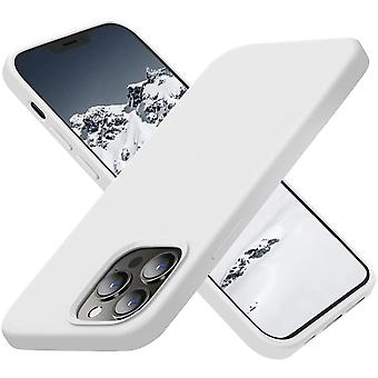Iphone 13 Case Silicone Ultra Slim Shockproof Protective Coversoft Microfiber Lining