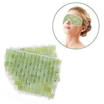 1szt Jade Cooling Puffy Eye Mask
