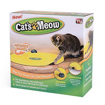 Katze Haustier Spielzeug Undercover Maus Panik Maus