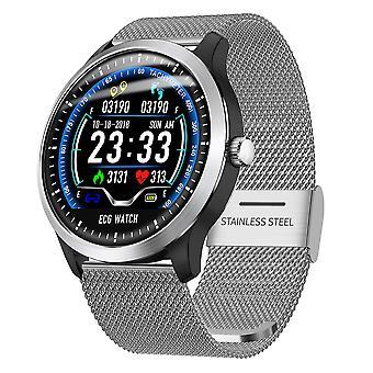 Venalisa Chronus Smart Watch, Ip67 Wasserdicht, Fitness Armband, Sportuhr mit Pulsmesser, Schlafmonitor, Schrittzähler (Splitter)
