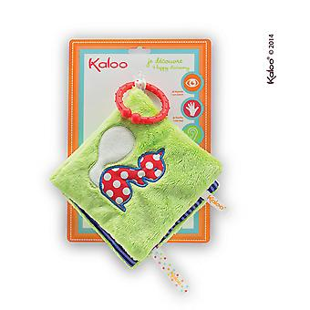 Kaloo Colours My First Tactile Fabric Book Animals 0+