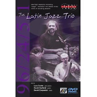 Latin Jazz Trio [DVD-Audio] EUA importar