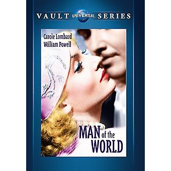 Man of the World [DVD] USA import
