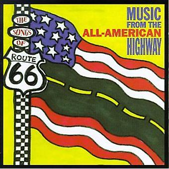 Songs of Route 66 - Songs of Route 66 [CD] USA import