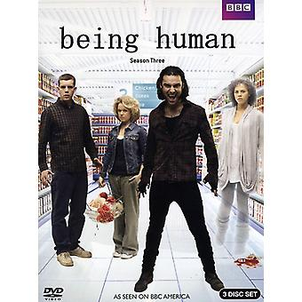 Being Human - Being Human : Troisième saison [3 disques] importation USA [DVD]