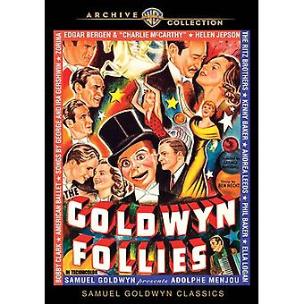 Locuras de Goldwyn [DVD] los E.e.u.u. la importación