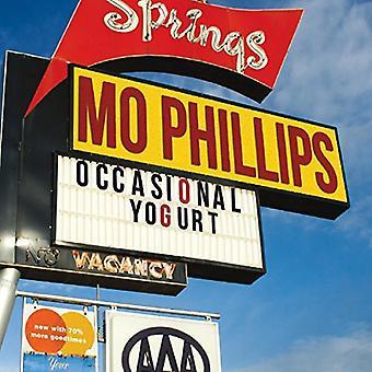 Mo Phillips - Occasional Yogurt [CD] USA import