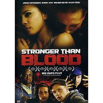 Stronger Than Blood [DVD] USA import