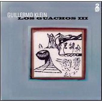 Guillermo Klein - Los Guachos III [CD] USA import
