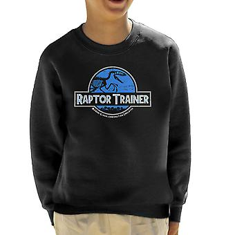 Raptor Trainer Jurassic World Kid's Sweatshirt