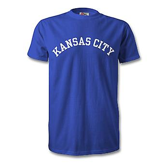 Kansas City College Style Kids T-Shirt