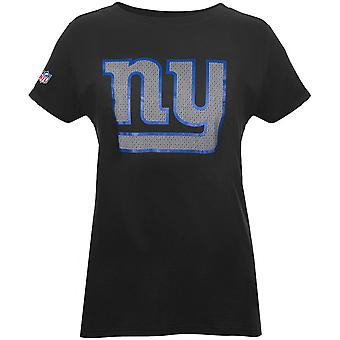 Majestic Ladies JOEL top - New York Giants black