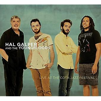 Galper, Hal & the Youngbloods - Live at the Cota Jazz Festival [CD] USA import