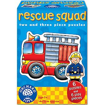 Orchard Toys Rescue Squad