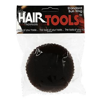 Hairtools Bun Ring Brown
