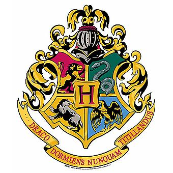 Hogwarts Crest from Harry Potter Wall Mounted Official Cardboard Cutout