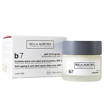 Bella Aurora B7 Antimanchas Regenerante Aclarante Mixta/grasa Spf15 50 Ml For Women