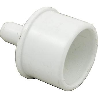 "Waterway 425-5010 Barb 1"" Spigot x 0.38"" Barb Adapter"